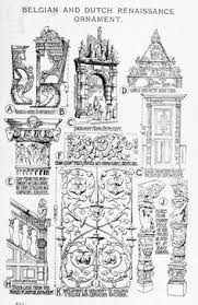 german renaissance ornament a history of architecture on the