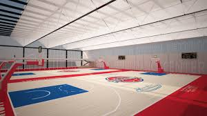 Cobo Hall Floor Plan Detroit Pistons And Henry Ford Health System Announce State Of The