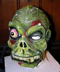 monsters halloween custom zombie halloween mask shock monster teenage frankenstein b