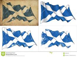 Scotland Flags Flag Of Scotland Stock Illustration Image Of Queen Europe 25855918