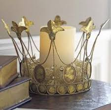 crown decor use as centerpieces for special events our gilded french crowns for