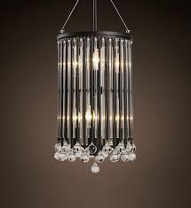 black crystal pendant light buy modern crystal pendant lights indoor l at lifeix design for