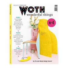 woth woth wonderful things magazine no4 english edition jane
