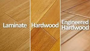 chic tile flooring vs wood laminate hardwood vs laminate vs