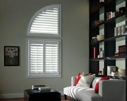 window treatment ideas for doors 3 blind mice shutter style window