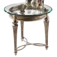 Glass Accent Table Fancy Glass Top Accent Table Traditional Accent Tables Classic