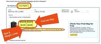 united airlines check in baggage fee united airlines baggage fees united airlines united airlines