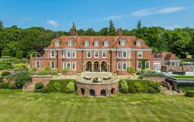 country mansion 15 000 square foot newly listed brick country mansion in surrey