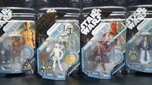 my star wars 30th anniversary concept action figures collection