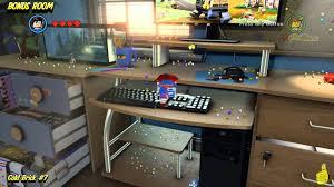 the lego movie videogame bonus room gold brick locations all 10