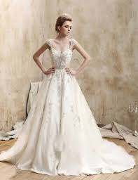 wedding dresses vintage a line vintage lace wedding dress with sleevescherry