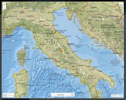 Italy Earthquake Map by Snowbound Central Italy Hammered By More Earthquakes Ice Age Now