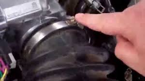 how to replace a 2006 chevy impala throttle body positioning