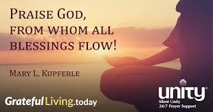 grateful living unity