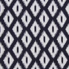 navy blue ikat upholstery fabric for furniture modern dark