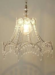 Vintage Glass Chandelier Glass Chandelier Lamp Shades U2013 Eimat Co