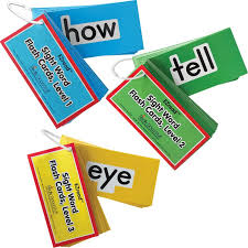 words cards ezread complete set of sight word flash cards