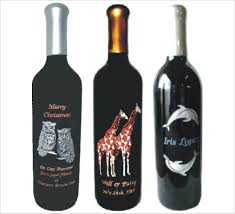 wine bottle engraving personalized engraved wine bottles etched custom engraved