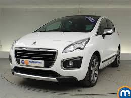 peugeot suv 2014 used peugeot 3008 allure for sale motors co uk