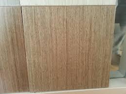 Slab Door Kitchen Cabinets by Engineered Wood Veneered Slab Cabinet Door Masterwork Cabinetry