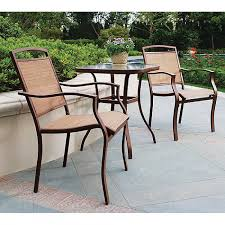 Bistro Set Outdoor Bar Height by Outdoor Bar Bistro Set 3 Bar Height Patio Dining Sets To Enjoy