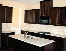 limestone backsplash kitchen kitchen backsplash ideas for dark cabinets image of maple dark