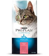 purina pro plan focus dry cat food review