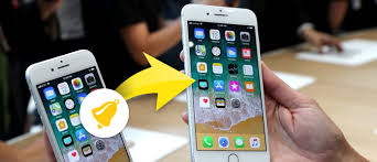 Seeking Ringtone How To Transfer Ringtones From Iphone To Iphone X 8 7 6 5 4