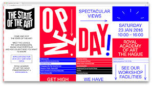 state of the art kabk open day 2016 on behance