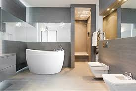 Free Standing Jacuzzi Bathtub Empava Abm011 Luxury Modern Bathroom Massage Spa Tub Freestanding