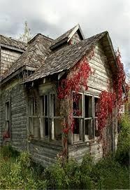 granny marigold wordless wednesday old houses