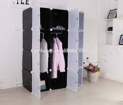Bedroom Armoires Diy Plastic Wardrobe Closet Bedroom Armoires 12 Cube Storage Tm