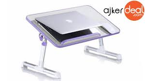 portable multifunction laptop lap desk foldable smart e table
