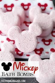 mickey mouse bath bombs the farm gabs