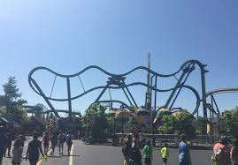 Six Flags Great Adventure Reviews Batman U2013 Limitless Park