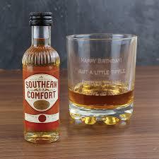 Southern Comfort Drink Mini Whisky Glass U0026 Southern Comfort Set At Toxicfox Co Uk