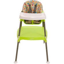 Evenflo High Chairs Evenflo Convertible 3 In 1 High Chair Woodlandbuddie Walmart Com