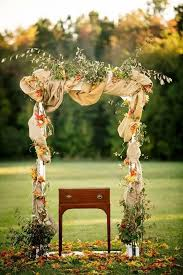 wedding arches decorated with burlap top 20 rustic burlap wedding arches backdrop ideas roses rings