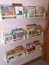 Door Bookshelves by Behind The Door Bookshelf Doesn U0027t Take Up Any Extra Space For