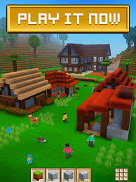 Games For Chat Rooms - block craft 3d building simulator games for free android apps