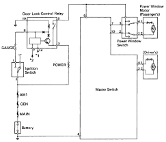 rav4 power window wiring diagram u2013 wiring diagrams