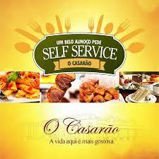 service de cuisine almoço self service de segunda a domingo a partir das 11h30