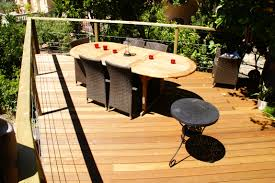 terrasse suspendue en bois short informatioan about prix d une terrasse en bois suspendue