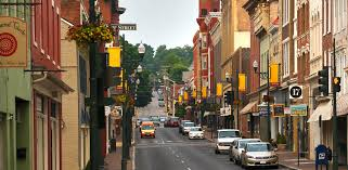 cutest main streets in small towns purewow