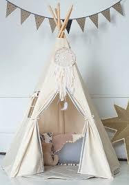 tipi enfant chambre comment fabriquer un joli tipi pour une chambre d enfant tipi