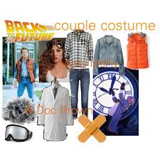 Back To The Future Costume List Of Themes Best 25 Clothes List Ideas Only On