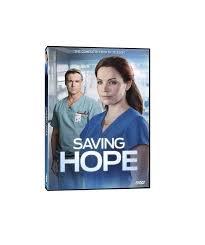 saving hope season 4 dvd 2017 release movie video drama ebay