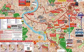 San Francisco Hop On Hop Off Map by Colosseum And Vatican Skip The Line Tickets Rome 48 Hour Hop On