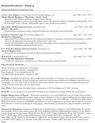 Military Veteran Resume Examples by Federal Resume Example Federal Resume Sample Federal Resume