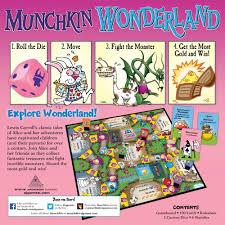 Amazon Com Holiday Wonderland 100 by Amazon Com Munchkin Wonderland Board Game Toys U0026 Games